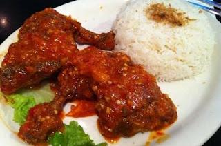 Resep Bumbu Ayam Balado Padang