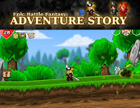 Adventure Story walkthrough.