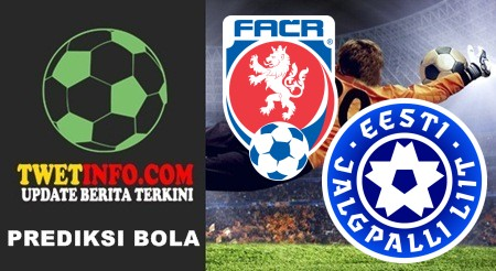 Prediksi Czech Republic U19 vs Estonia U19