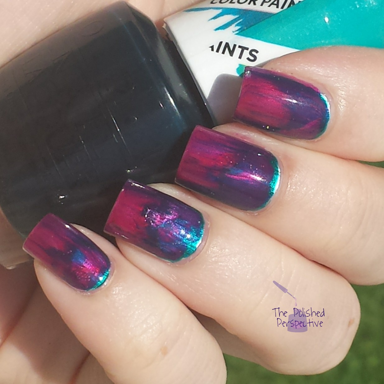 The Polished Perspective Opi Color Paints