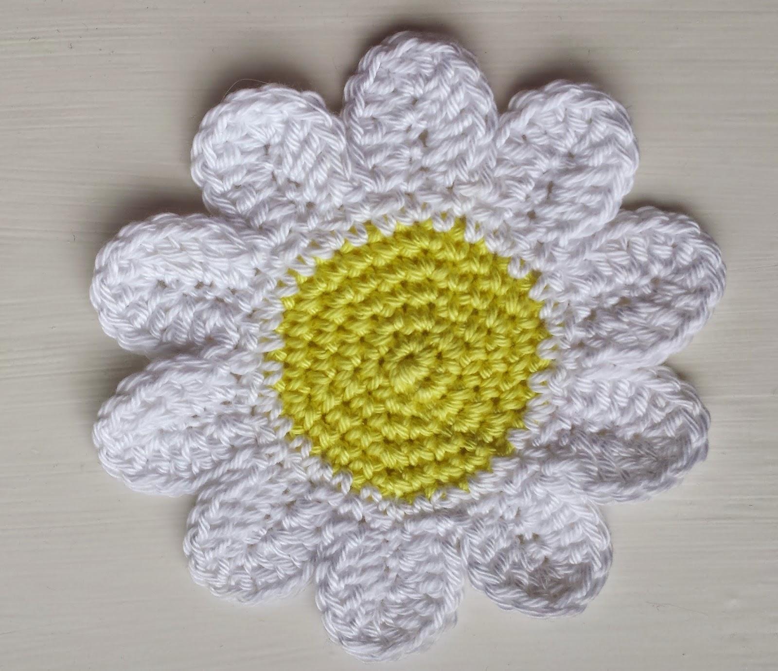 Craigloves2crochet how to crochet a trio of daisies ten petal daisy izmirmasajfo