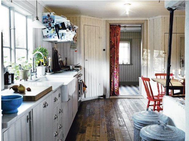Swedish House Interior. Interesting The Story Behind The ...