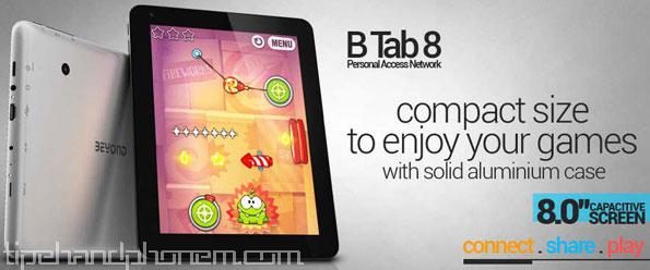 Beyond B Tab 8