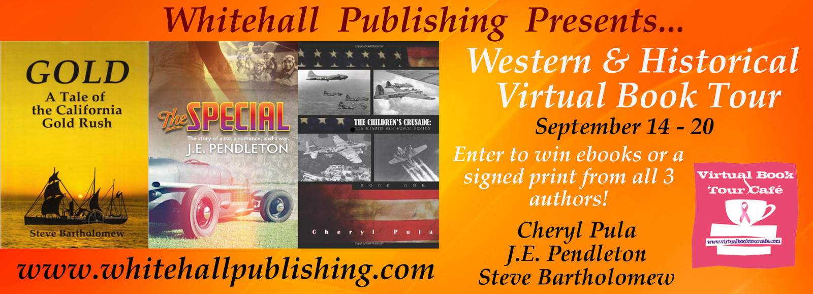 WHITEHALL PUBLISHING Tour