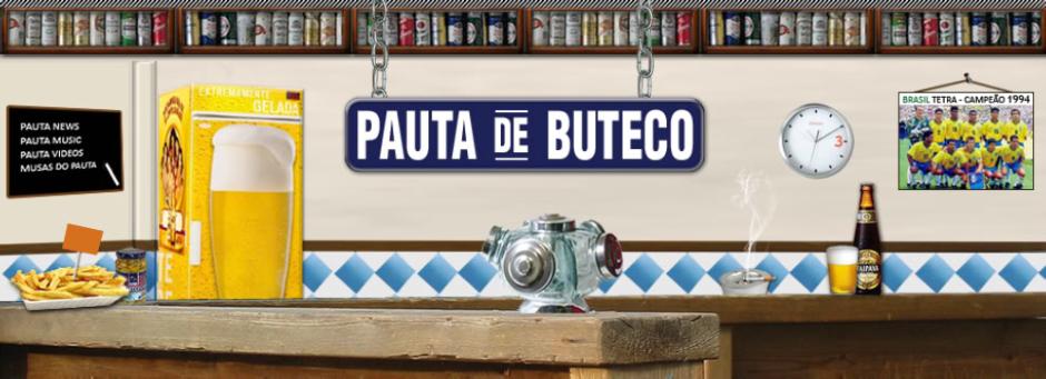 Pauta de Buteco