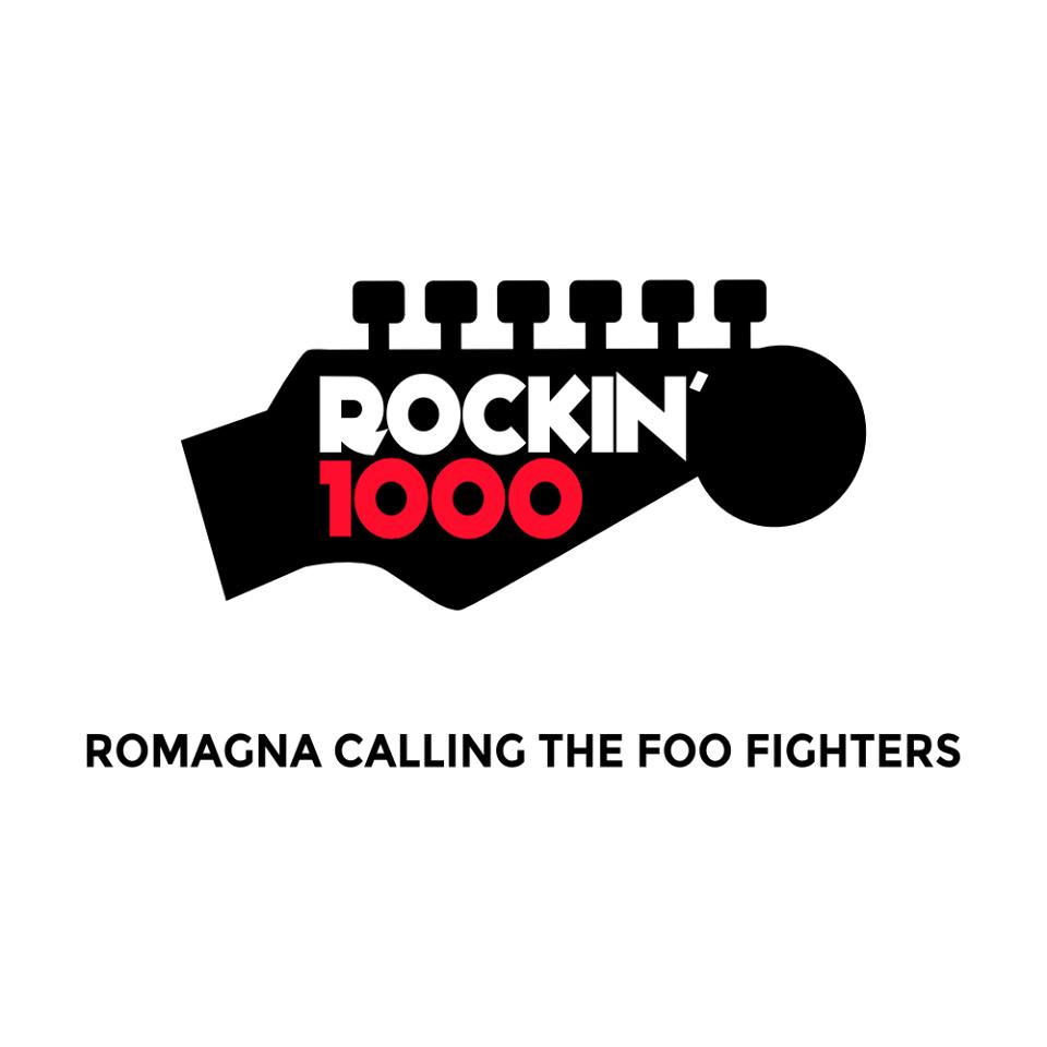 logo evento musicale rockin'1000