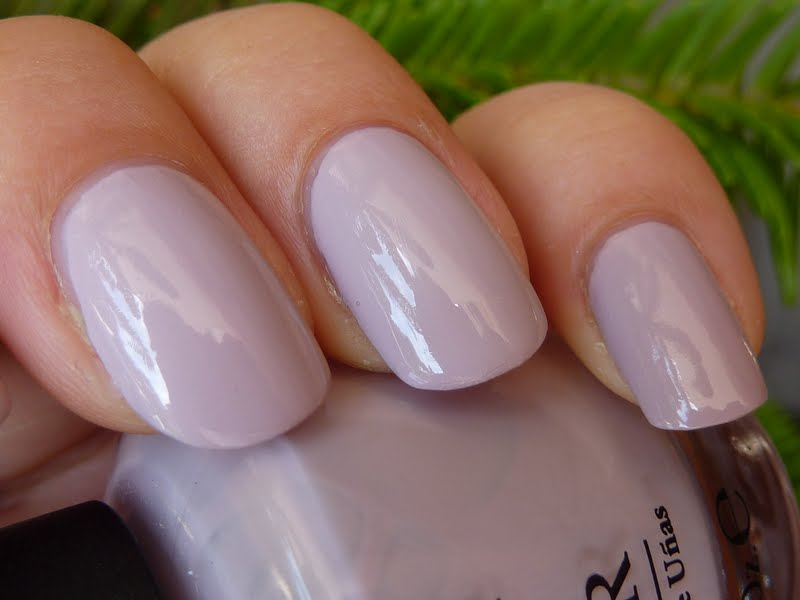 Opinionated Little Finger: OPI - Steady As She Rose