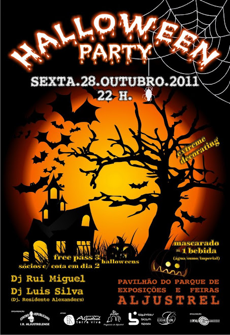 DJ Rui Miguel @ Halloween Party