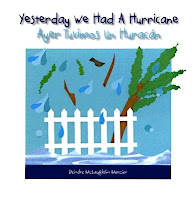 bookcover of Yesterday We Had A Hurricane
