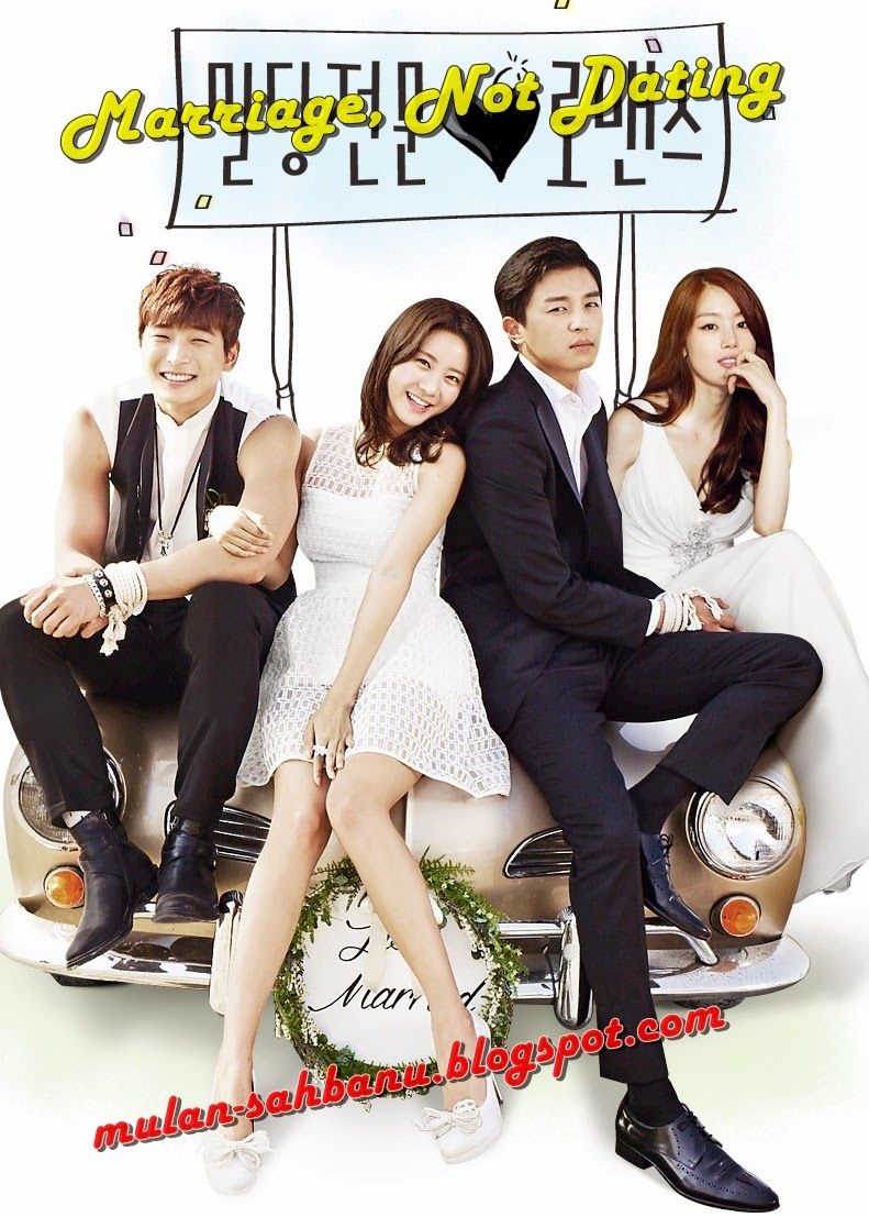 Marriage not dating 7 english
