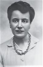 Maria Raventós Fatjó