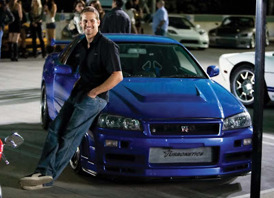Dijual Mobil Fast and the Furious