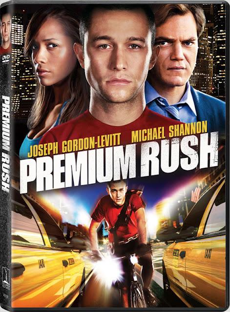 Premium Rush ปั่นทะลุนรก HD 2012