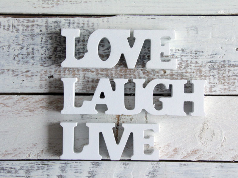 Lettere in legno leroy merlin