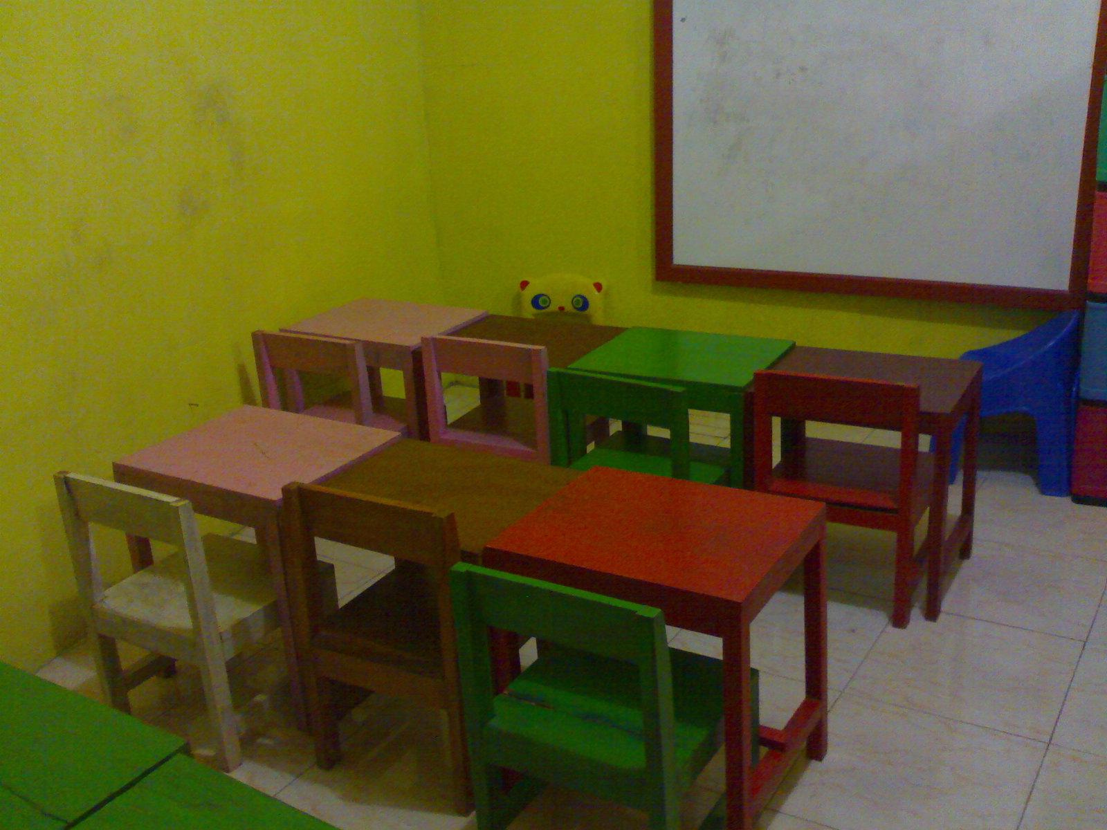 Ruang Kelas TKIT, PAUD, TPQ - 1