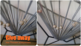 Give away hos Ffuwers Kreaunivers