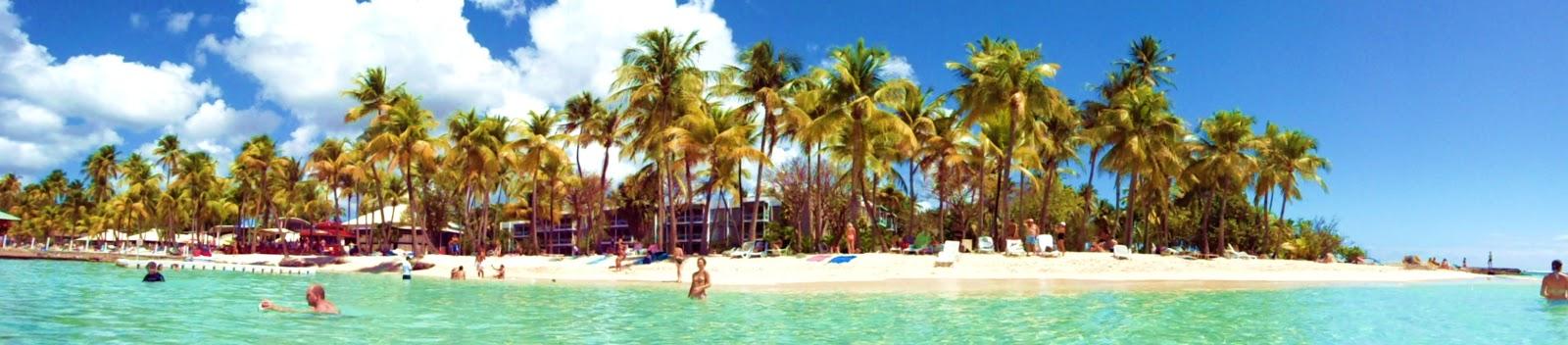Petits paradis plage de la caravelle guadeloupe - Sainte anne guadeloupe office du tourisme ...