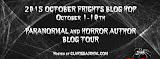 October Frights Horror Paranormal Blog Hop!