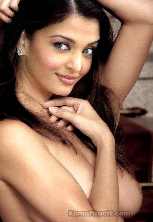 Desi Actress & Aunties Pictures: Aishwarya Rai Nude