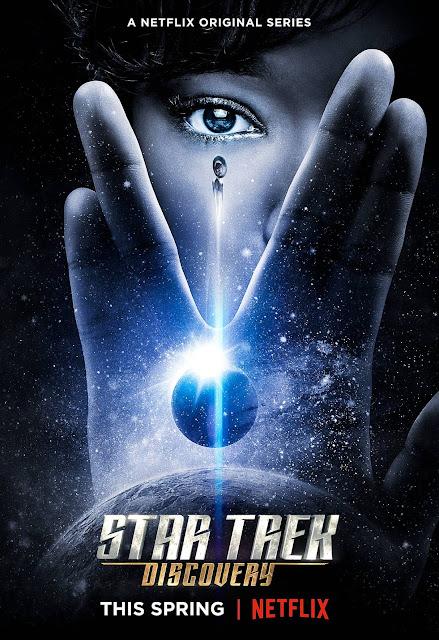 Star Trek: Discovery (2017-) ταινιες online seires oikamenoi greek subs