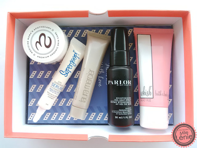 From US With Love, ma Birchbox de Septembre !