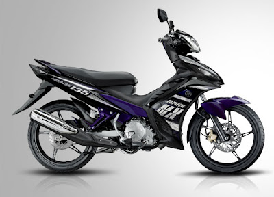 Striping Baru Yamaha Jupiter MX 2013