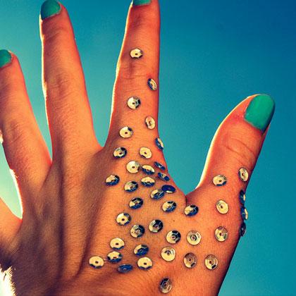 cool nail polish ideas 2011: