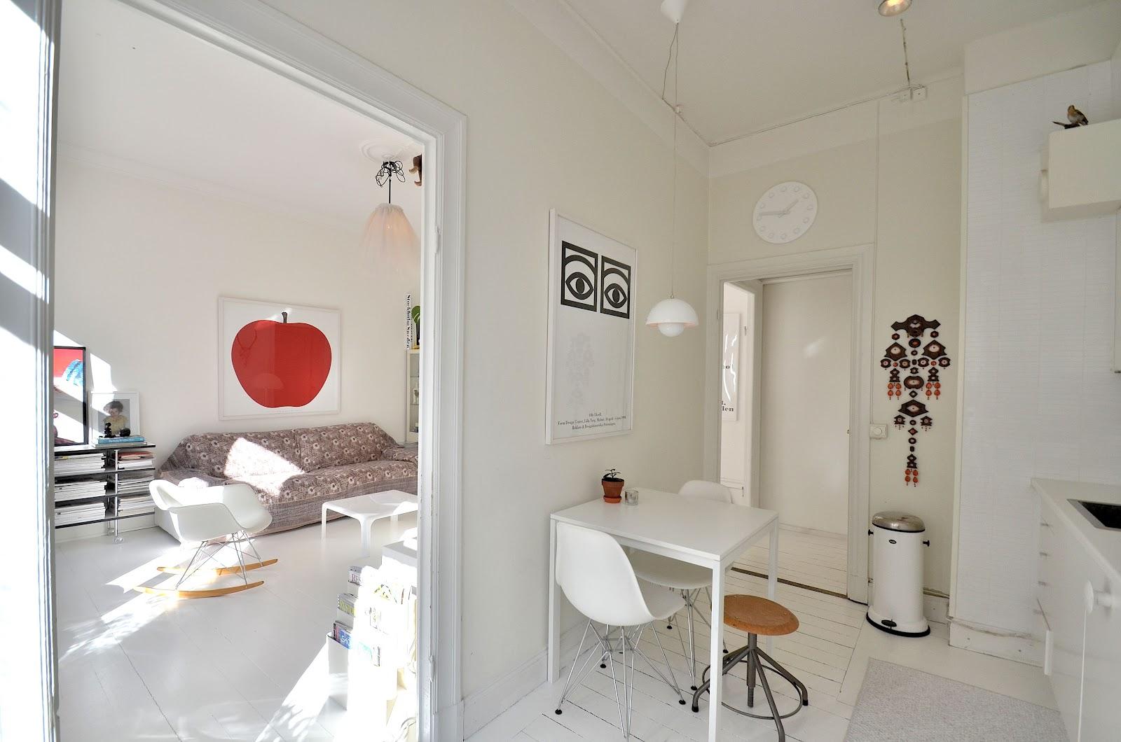 Scoop - Swedish design apt rental in Stockholm