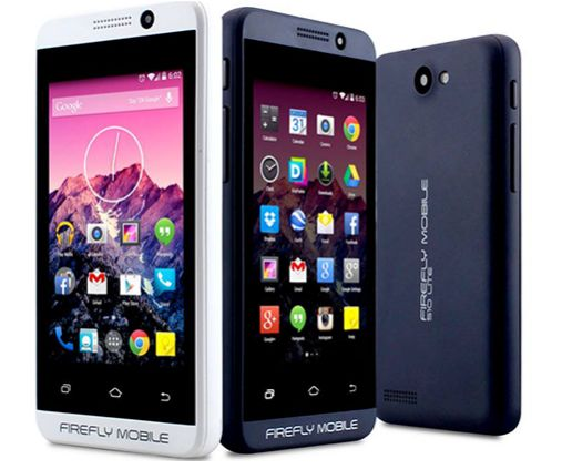 Firefly Launches Most Affordable Smartphone
