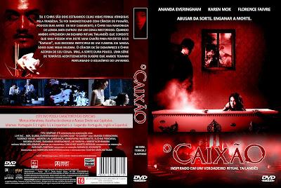 O Caixão DVD Capa