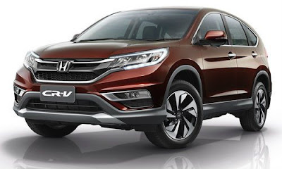 2015 Honda Crv Changes and the Low Suggested Price Offered