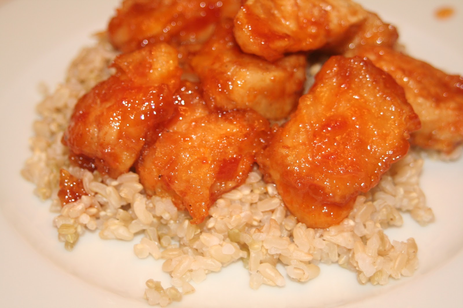 Cooking in Kirkland: Sweet and Sour Chicken