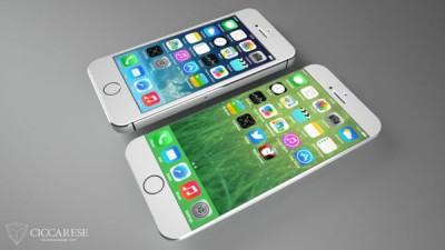 iPhone 6 Akan Hadir Dalam 2 Versi Disain, Salah Satunya Rilis di 2014
