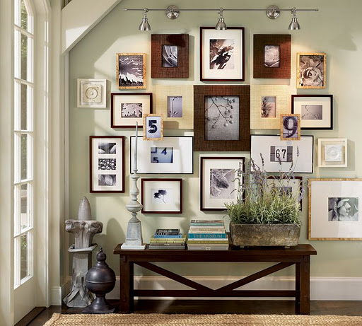Decorating Entryways Walls | Trend Home Ideas