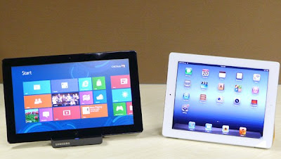 Will Windows 8 Tabllets CHALLENGE the IPad, and which ones?