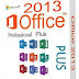 Download Microsoft Office 2013 Professional Plus (x86) + Aktivator