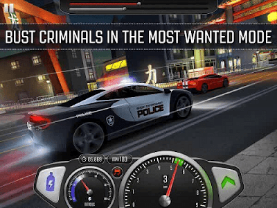 Top Speed Drag & Fast Racing v.1.03 Mod Apk Data (Mod Money) 1