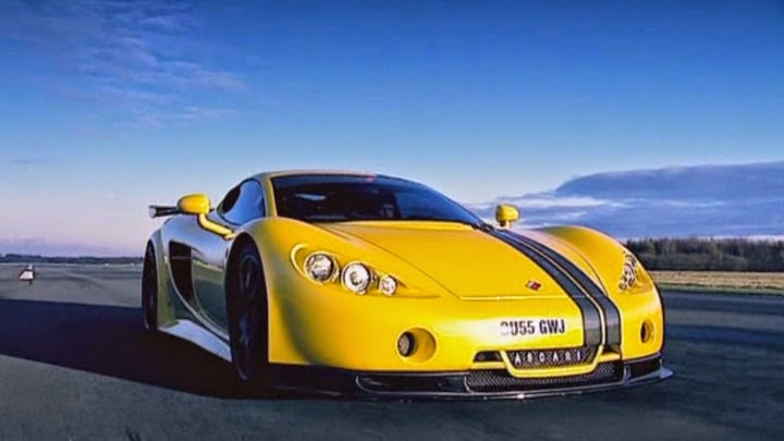 El nuevo Ascari A10 2014