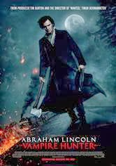 Download Abraham Lincoln Caçador de Vampiros RMVB Dublado + AVI Dual Áudio DVDRip + Torrent BDRip