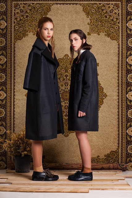 AW 12 Black coats