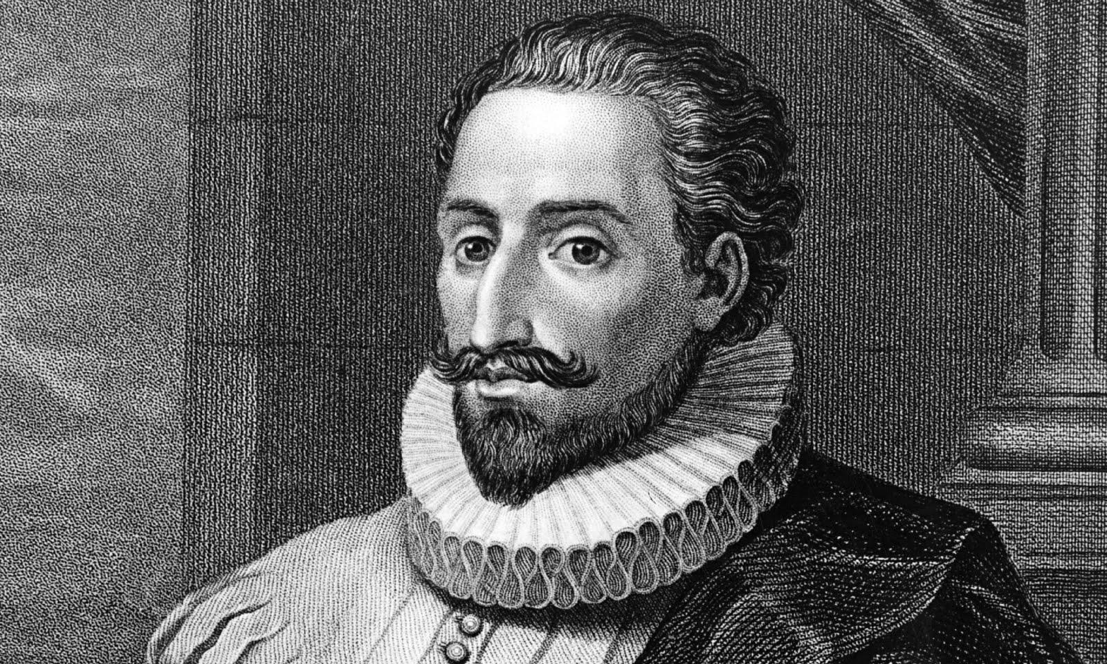Miguel de Cervantes (+1616)