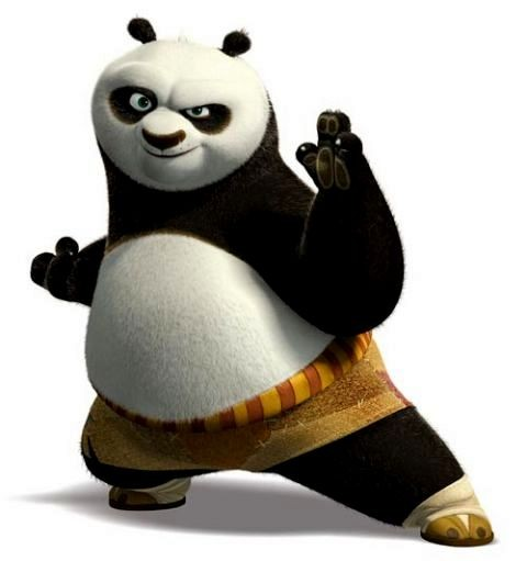 Kung Fu Panda cartoon picture 1