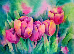 Private Lessons Available  Watercolor, Collage &amp; Batik