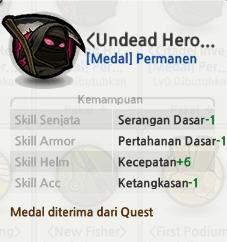 Lost Saga Medal Crusade Lantai 60