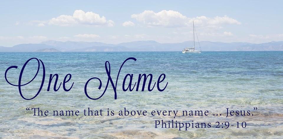 One Name