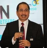 Arief Yahya, mantan Dirut Telkom yang terpilih menjadi Menteri Pariwisata
