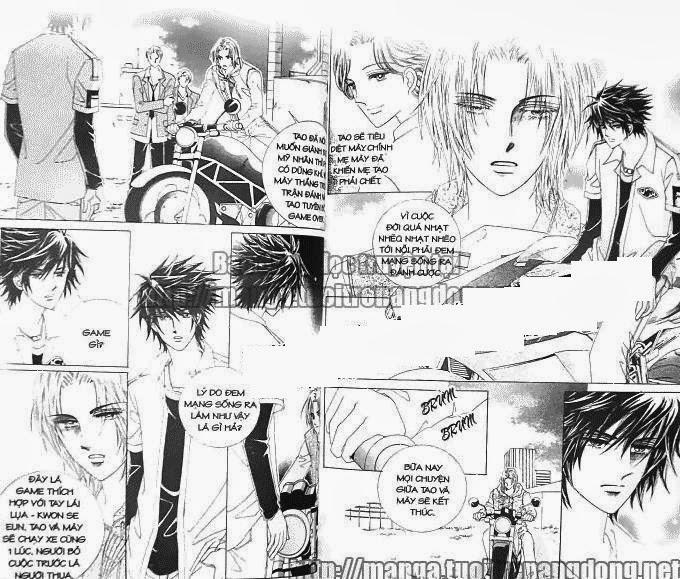 Bốn Chàng Hào Hoa Chapter 11 - Trang 41