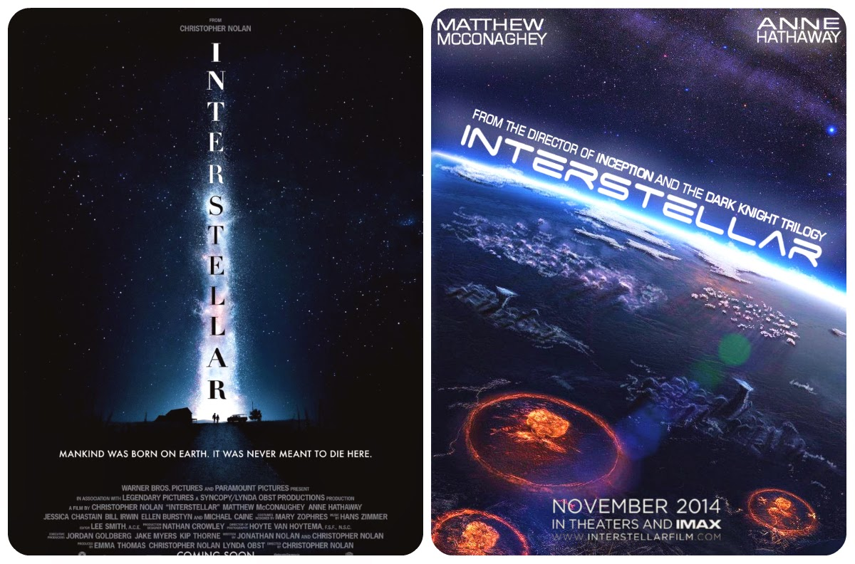 Interstellar 2014 Movie Poster