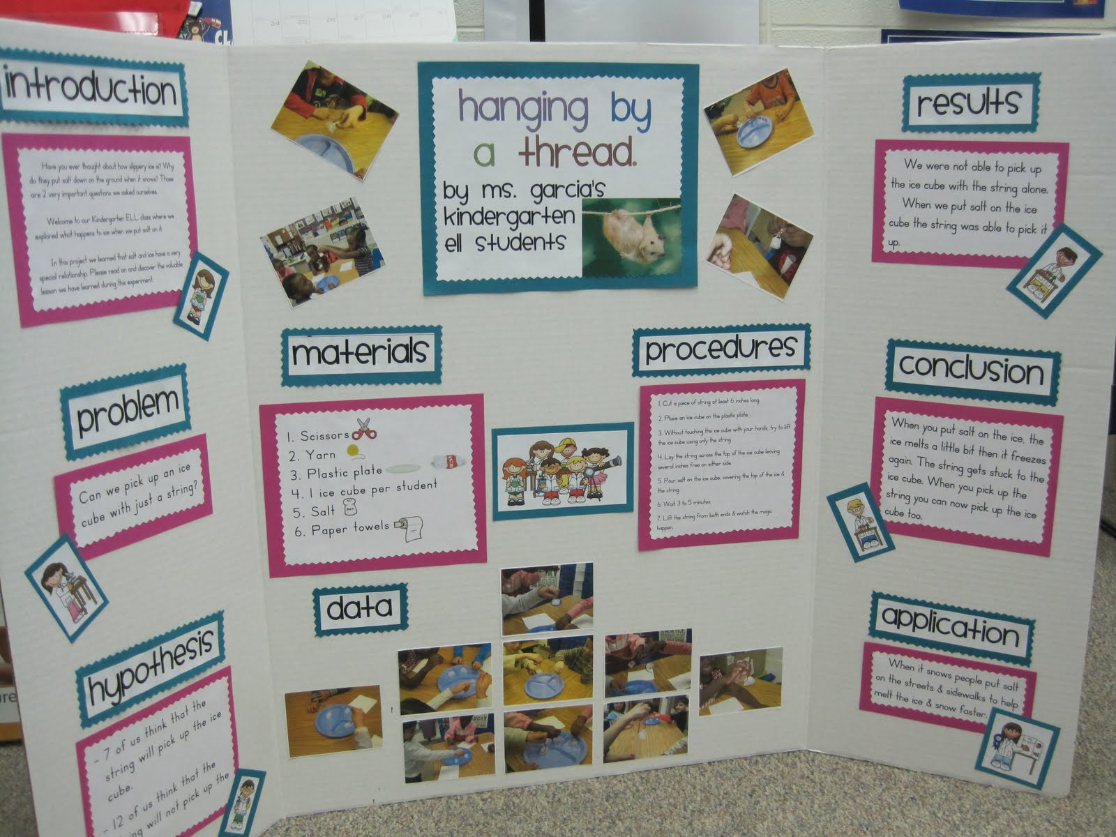 research papers science fair projects