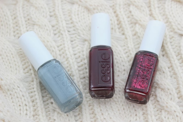 Essie Toggle to the Top Winter 2013 Collection